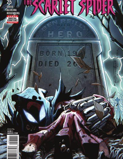 Ben Reilly: Scarlet Spider #25 - October 2018