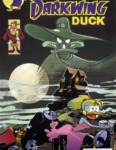 Darkwing Duck #8 - December 2010