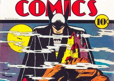 Detective Comics #31 Homage Covers