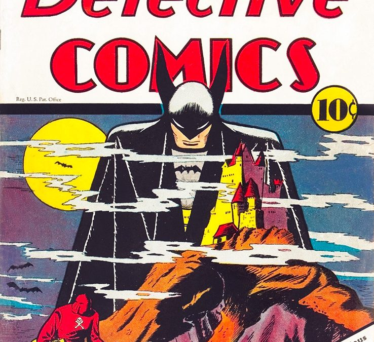 Detective Comics #31 Homage Covers