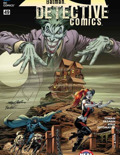 Detective Comics #49 (Vol 2) - April 2016