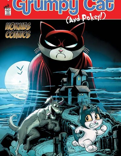 Misadventures of Grumpy Cat And Pokey #1 - October 2015