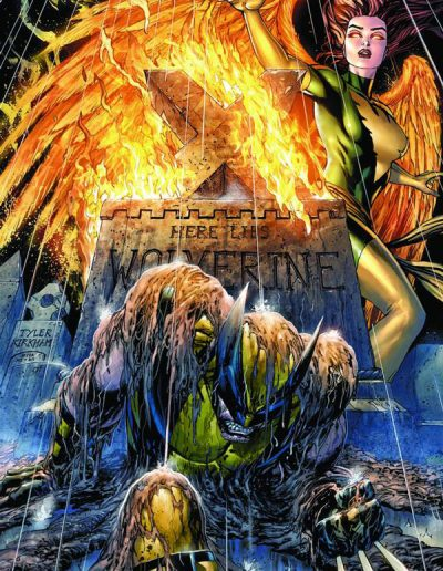 Hunt for Wolverine #1 Tyler Kirkham Virgin Variant - April 2018