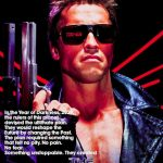 Terminator (Movie Poster) Homage Covers