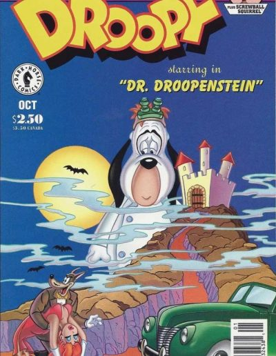 Tex Avery's Droopy #1 - October 1995