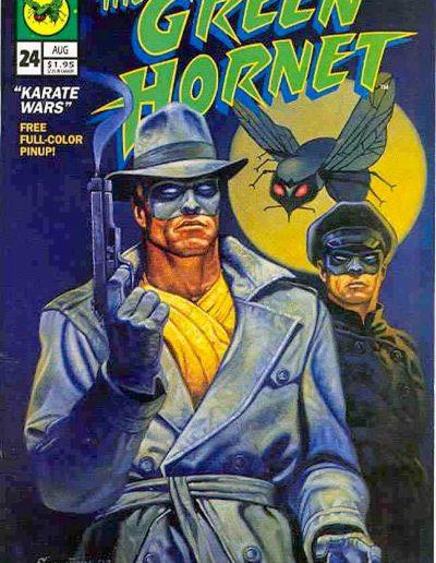 Green Hornet Vol 3 #24 - August 1993