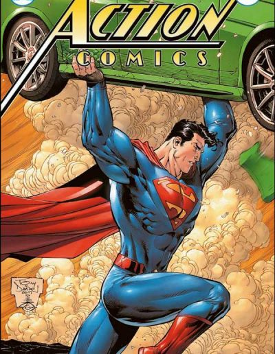 Action Comics #1 Convention Exclusive - January 2017