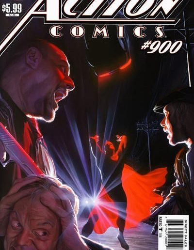 Action Comics #900 - June 2011