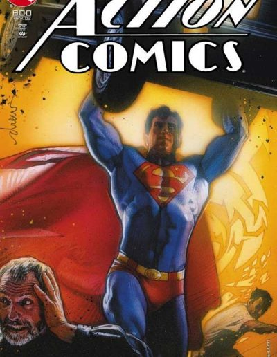 Action Comics #800 - April 2003