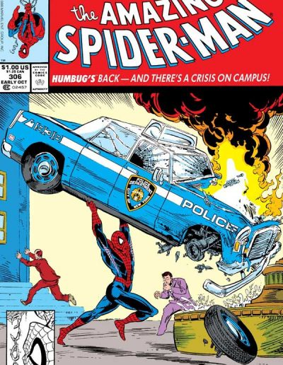 Amazing Spiderman #306 - October 1988