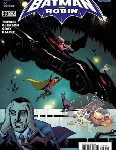 Batman & Robin 39 (Vol 2) April 2015