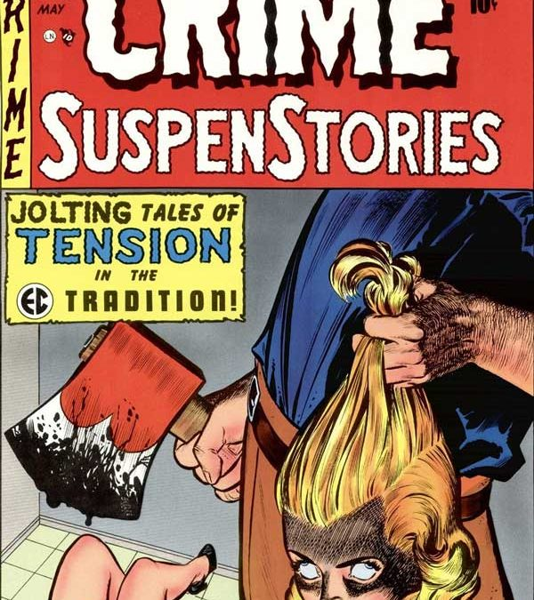 Crime SuspenStories #22 Homage Covers