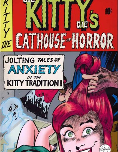 Die Kitty Die Cathouse of Horror #1 - October 2018