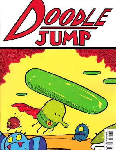 Doodle Jump #1 - June 2014