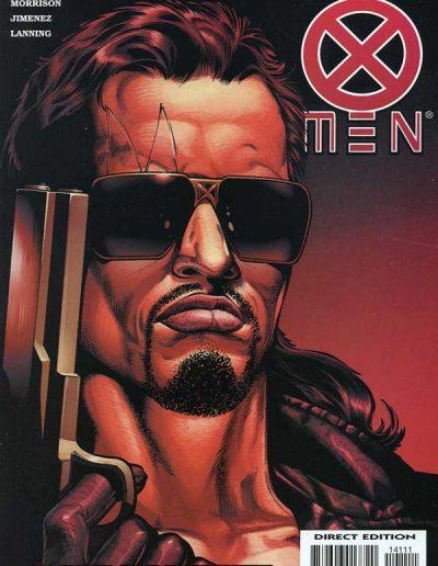The New X-Men #141 - July 2003