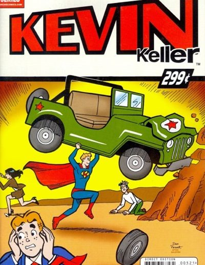 Kevin Keller #5 - October 2012