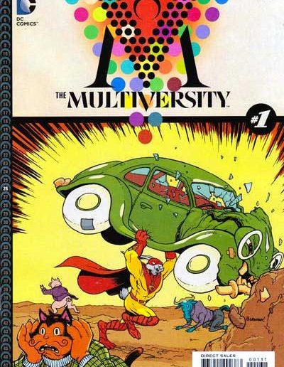 Multiversity #1 - October 2014