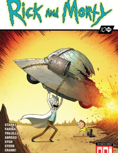 Rick & Morty #39 - June 2018