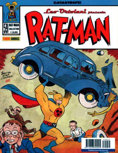 Ratman #59 - December 2007
