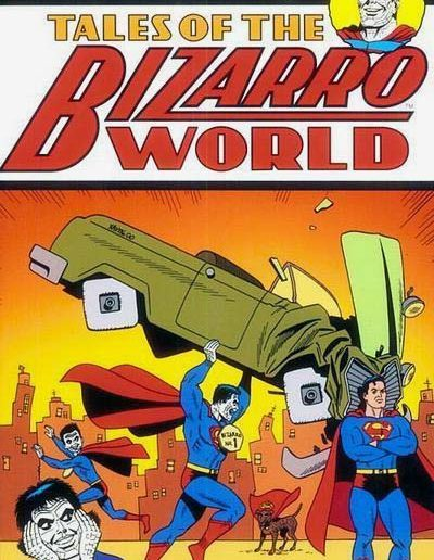 Tales of the Bizarro World (TPB) - September 2000
