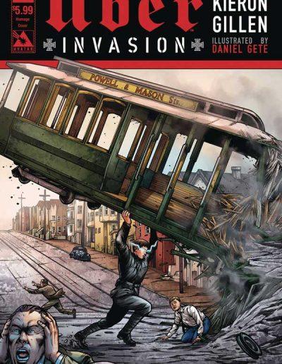 Uber Invasion #2 - December 2016