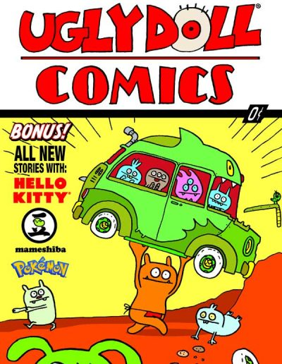 Ugly Doll Comics Free Comic Book Day - May 2013