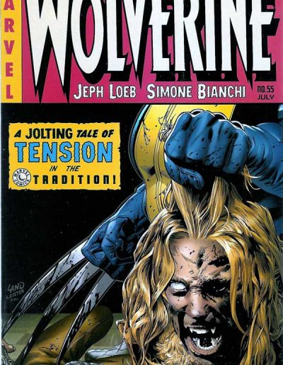 Wolverine #55 (Vol 3) - September 2007