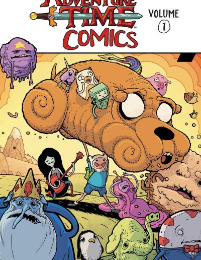 Adventure Time Comics #1 - February 2017