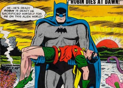 Batman #156 Homage Covers