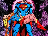 Crisis on Infinite Earths #7 Homage Covers