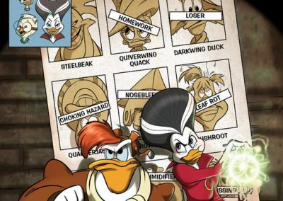 Darkwing Duck (Vol 2) #12 (Cover B) - May 2011