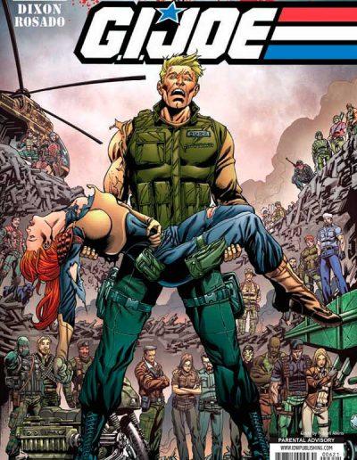G.I. Joe #6 (Vol 2) - October 2011