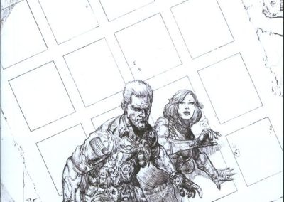 G.I. Joe (Vol 2) #5 (NYCC Sketch Cover D) - September 2011