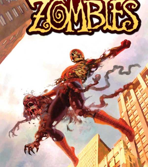 Marvel Zombies Homage Covers
