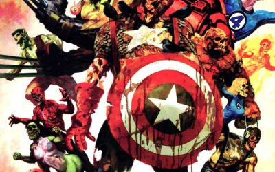 Marvel Zombies 2 Homage Covers