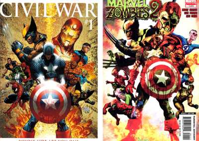 Marvel Zombies 2 #1 - December 2007