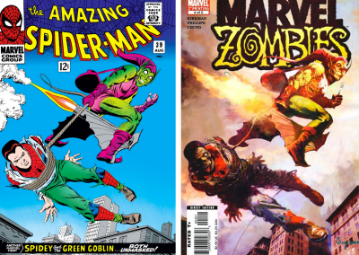 Marvel Zombies #4 (2nd Printing) - April 2006