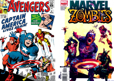 Marvel Zombies #2 - February 2006