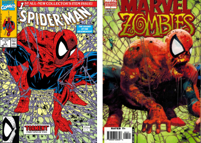 Marvel Zombies #1 (2nd Printing) - January 2006