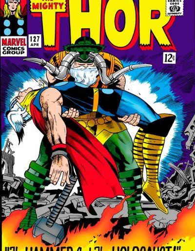 The Mighty Thor #127 - April 1966