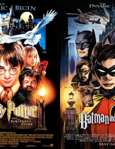 Batman & Robin (Vol 2) #40 - May 2015