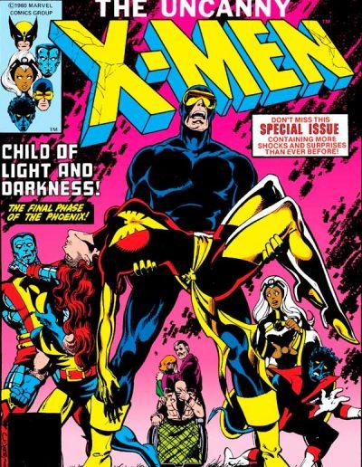 X-Men #136 - August - 1980
