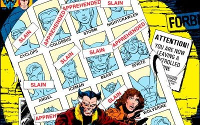 Uncanny X-Men #141 Homage Covers