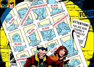 Uncanny X-Men #141 - January 1981
