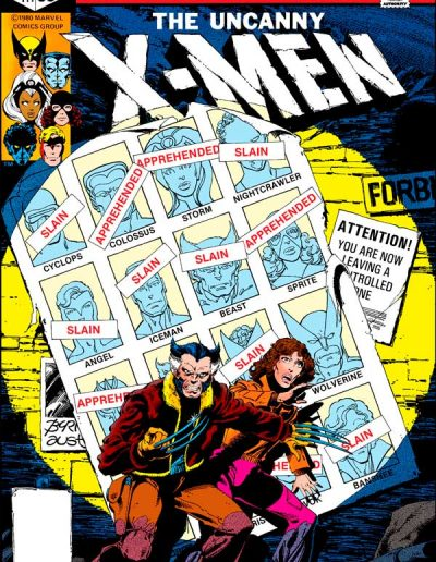 Uncanny X-Men #141 - January 1981