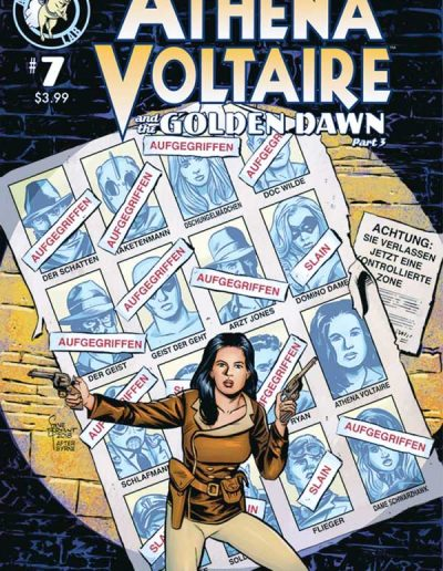 Athena Voltaire #7 - March 2019
