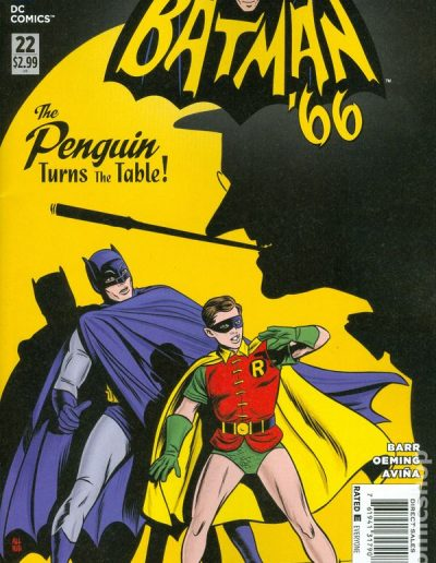 Batman '66 #22 - June 2013