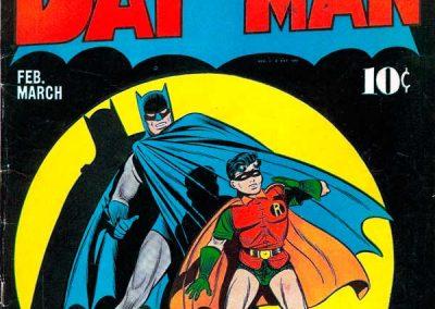 Batman #9 Homage Covers