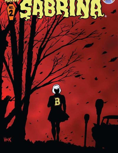 The Chilling Adventures of Sabrina #2 - June 2015