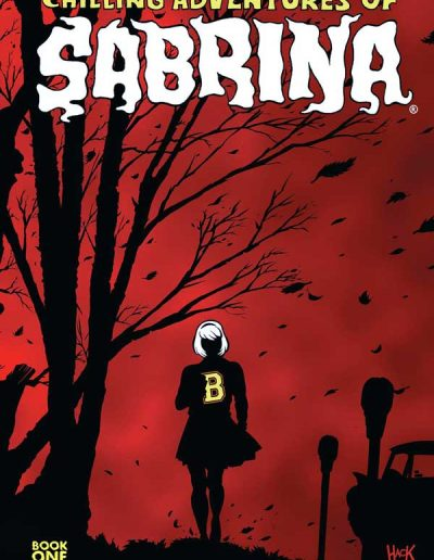 Chilling Adventures of Sabrina (Volume 1 TPB) - July 2016